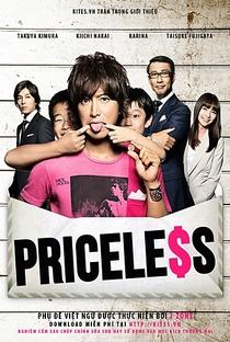Priceless - Poster / Capa / Cartaz - Oficial 1