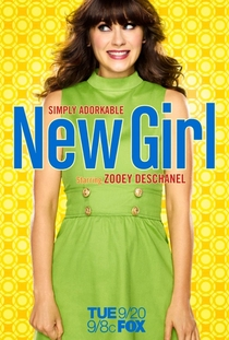 New Girl (1ª Temporada) - Poster / Capa / Cartaz - Oficial 3