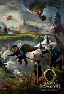Oz: Mágico e Poderoso - Poster / Capa / Cartaz - Oficial 8