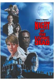 A Noite dos Mortos-Vivos - Poster / Capa / Cartaz - Oficial 6