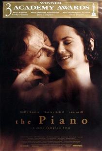 O Piano - Poster / Capa / Cartaz - Oficial 4