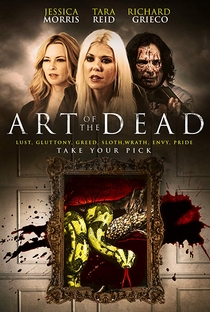 Art of the Dead - Poster / Capa / Cartaz - Oficial 3