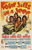 Quatro Moças num Jipe (Four Jills in a Jeep)