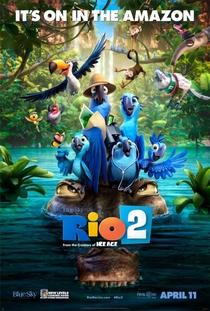 Rio 2 - Poster / Capa / Cartaz - Oficial 7