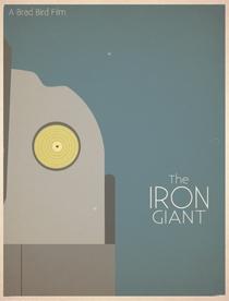 O Gigante de Ferro - Poster / Capa / Cartaz - Oficial 3
