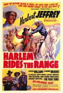 Harlem Rides the Range - Poster / Capa / Cartaz - Oficial 1