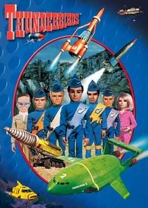 Thunderbirds em Ação: A Série - Poster / Capa / Cartaz - Oficial 1