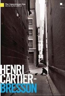 Henri Cartier-Bresson: The Impassioned Eye - Poster / Capa / Cartaz - Oficial 1
