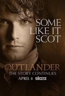 Outlander (1ª Temporada) - Poster / Capa / Cartaz - Oficial 7