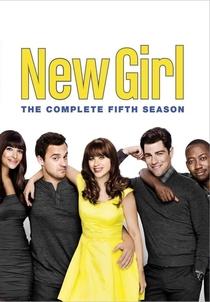 New Girl (5ª Temporada) - Poster / Capa / Cartaz - Oficial 4