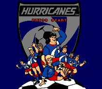 Hurricanes Os Craques da Bola - Poster / Capa / Cartaz - Oficial 1