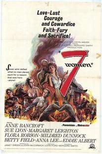 Sete Mulheres - Poster / Capa / Cartaz - Oficial 1