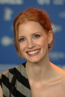 Jessica Chastain - Poster / Capa / Cartaz - Oficial 4