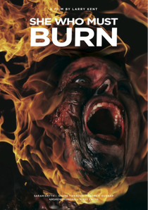 She Who Must Burn - Poster / Capa / Cartaz - Oficial 1