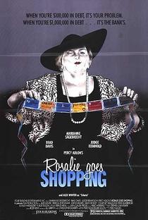 Rosalie Vai às Compras - Poster / Capa / Cartaz - Oficial 2