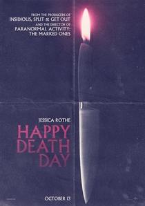 A Morte Te Dá Parabéns - Poster / Capa / Cartaz - Oficial 3