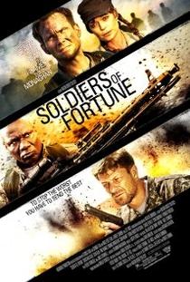 Soldados da Fortuna - Poster / Capa / Cartaz - Oficial 2