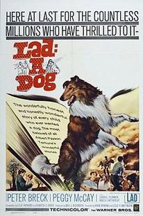 Lad: Um Cão Maravilhoso - Poster / Capa / Cartaz - Oficial 1