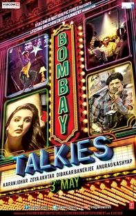 Bombay Talkies - Poster / Capa / Cartaz - Oficial 1