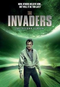 Os Invasores (2ª Temporada) - Poster / Capa / Cartaz - Oficial 1