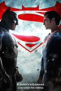 Batman vs Superman - A Origem da Justiça - Poster / Capa / Cartaz - Oficial 8