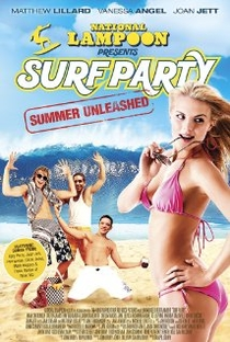 National Lampoon Presents: Surf Party - Poster / Capa / Cartaz - Oficial 1