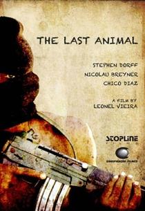 O Último Animal - Poster / Capa / Cartaz - Oficial 1
