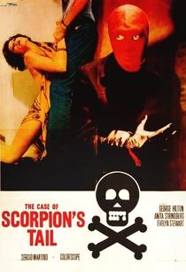 A Cauda do Escorpião - Poster / Capa / Cartaz - Oficial 6