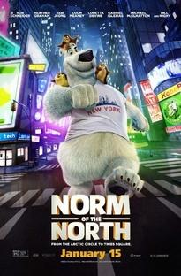 Norm e os Invencíveis - Poster / Capa / Cartaz - Oficial 3