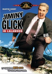 Jiminy Glick in Lalawood - Poster / Capa / Cartaz - Oficial 1