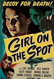 Girl on the Spot - Poster / Capa / Cartaz - Oficial 1