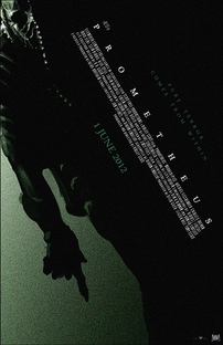 Prometheus - Poster / Capa / Cartaz - Oficial 12