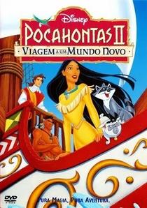 Pocahontas 2 - Uma Jornada para o Novo Mundo - Poster / Capa / Cartaz - Oficial 2
