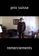 Remerciements de Jean-Luc Godard à son Prix d'honneur du Cinéma Suisse