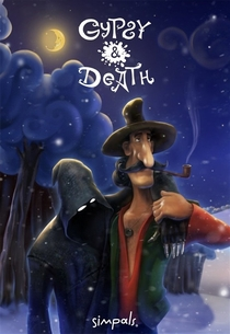 Gypsy and Death - Poster / Capa / Cartaz - Oficial 1