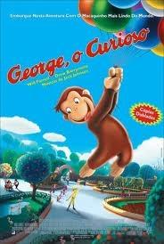 George, O Curioso 1ª Temporada - Poster / Capa / Cartaz - Oficial 1