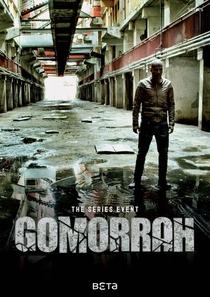 Gomorra (1ª Temporada) - Poster / Capa / Cartaz - Oficial 1