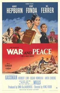 Guerra e Paz - Poster / Capa / Cartaz - Oficial 1