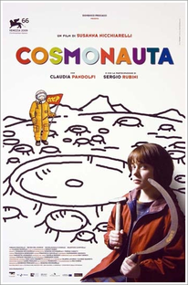 Cosmonauta - Poster / Capa / Cartaz - Oficial 1