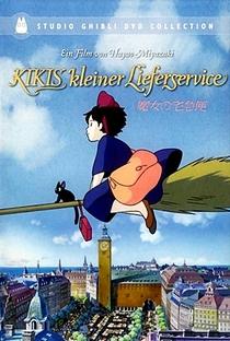 O Serviço de Entregas da Kiki - Poster / Capa / Cartaz - Oficial 33