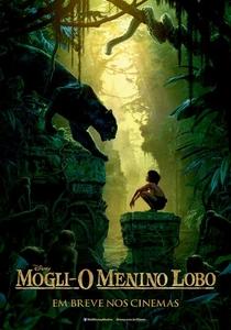 Mogli - O Menino Lobo - Poster / Capa / Cartaz - Oficial 1