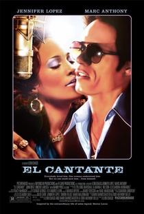 O Cantor - Poster / Capa / Cartaz - Oficial 1