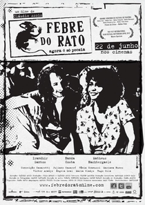 Febre do Rato - Poster / Capa / Cartaz - Oficial 2