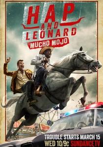 Hap and Leonard (2ª Temporada) - Poster / Capa / Cartaz - Oficial 1