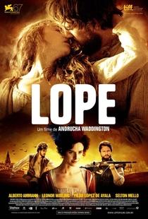 Lope - Poster / Capa / Cartaz - Oficial 2