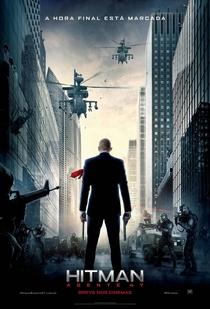 Hitman: Agente 47 - Poster / Capa / Cartaz - Oficial 8