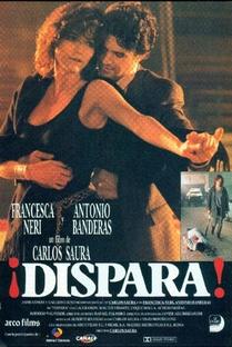 Dispara - Poster / Capa / Cartaz - Oficial 1
