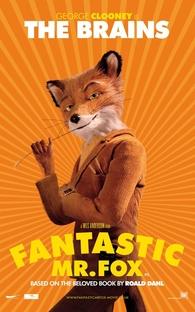 O Fantástico Sr. Raposo - Poster / Capa / Cartaz - Oficial 10