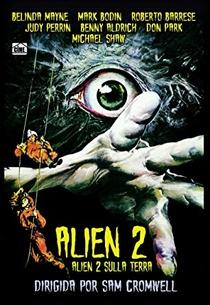 Alien 2 - Poster / Capa / Cartaz - Oficial 5