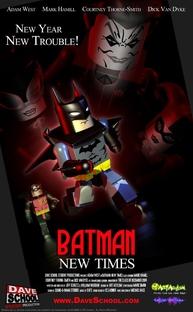 Batman: New Times - Poster / Capa / Cartaz - Oficial 1